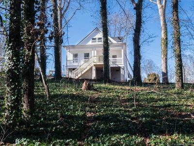 Candler Single Family Home For Sale: 300 Pritchard Road