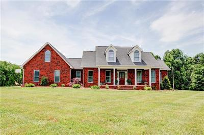 Marshville Single Family Home For Sale: 5916 New Hope Church Road