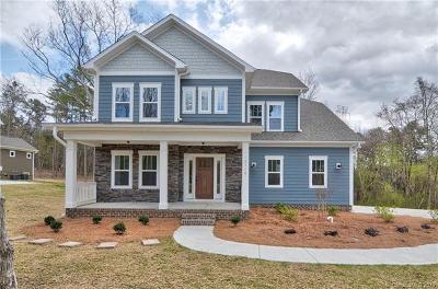 Huntersville Single Family Home For Sale: 12516 Asbury Chapel Road