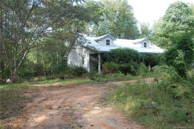 Rutherfordton Single Family Home Under Contract-Show: 385 Pipers Neck Road