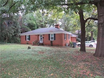 Charlotte Multi Family Home For Sale: 3209 Selwyn Avenue