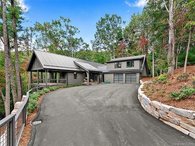 Asheville NC Single Family Home For Sale: $1,295,000