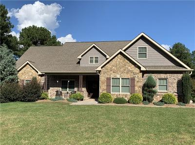 Alexander County, Ashe County, Avery County, Burke County, Caldwell County, Watauga County Single Family Home Under Contract-Show: 220 River Walk Drive
