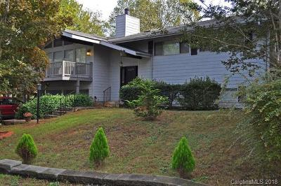 Lake Lure Single Family Home For Sale: 187 Shumont Estates Drive