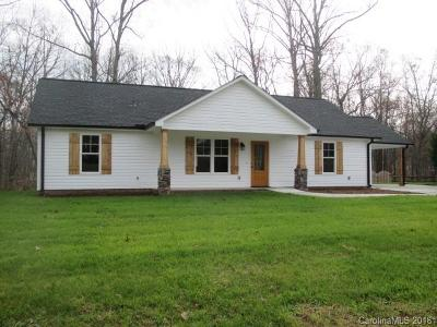 Maiden Single Family Home For Sale: 3792 Rolling View Drive