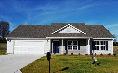 Oakboro Single Family Home Under Contract-Show: 617 Scarlet Leaf Lane