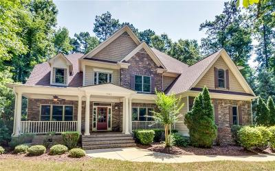 Lake Wylie Single Family Home For Sale: 7085 Montgomery Road #9/Phase