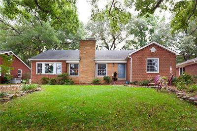 Charlotte Single Family Home Under Contract-Show: 814 Fugate Avenue