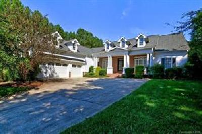 Mooresville Single Family Home For Sale: 106 Nautical Point Court