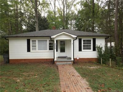 Kannapolis Single Family Home Under Contract-Show: 2000 McCreary Street