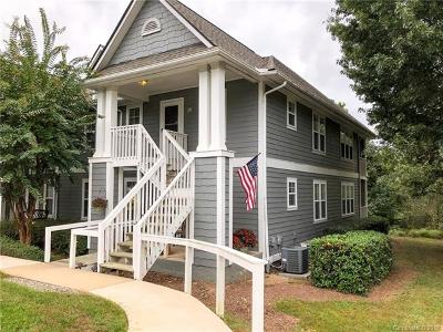 Asheville Condo/Townhouse For Sale: 2206 Idle Hour Drive