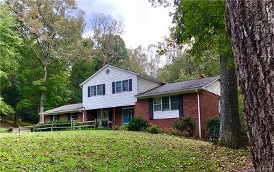 Asheville Single Family Home For Sale: 120 Lovers Loop Road