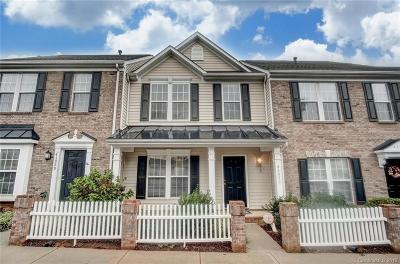 Waxhaw Condo/Townhouse For Sale: 4102 Christine Lane #C
