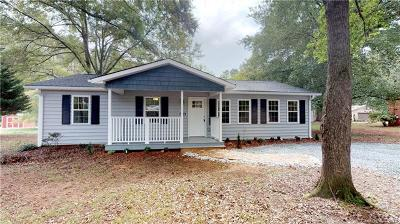 Matthews, Mint Hill Single Family Home For Sale: 5319 Springdale Avenue