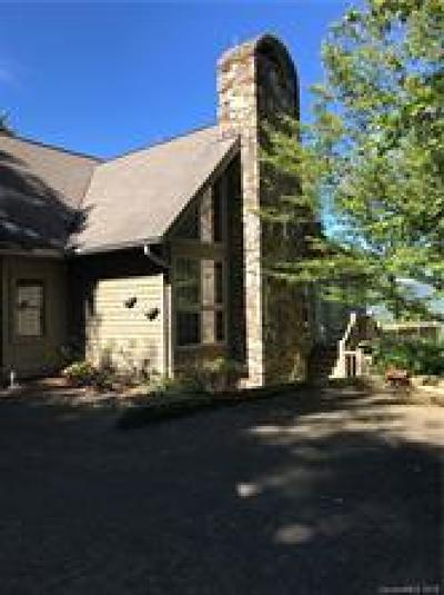 Transylvania County Single Family Home For Sale: 22 Lakeside Trail