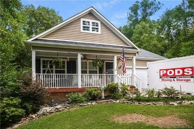 Rock Hill Single Family Home For Sale: 1593 George Dunn Road