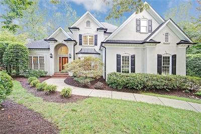 Charlotte Single Family Home Under Contract-Show: 3726 Ashford Leigh Court
