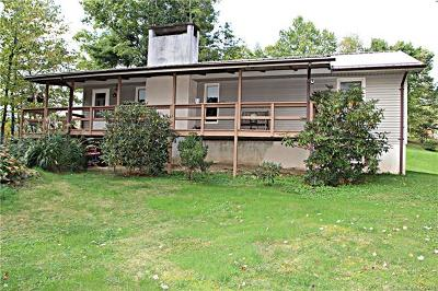 Avery County Single Family Home For Sale: 170 Jameson Road