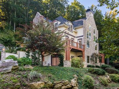 Asheville Single Family Home For Sale: 29 Hearthstone Drive