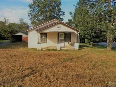 Caldwell County, Alexander County, Watauga County, Ashe County, Avery County, Burke County Single Family Home For Sale: 103 B Street