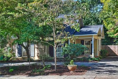 Myers Park Single Family Home For Sale: 2226 Sharon Road