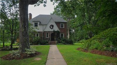 Asheville NC Single Family Home For Sale: $525,000