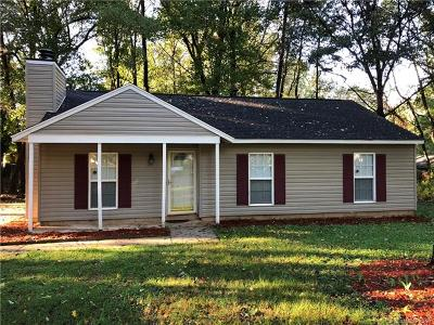 Charlotte Single Family Home For Sale: 4504 Hezekiah Place