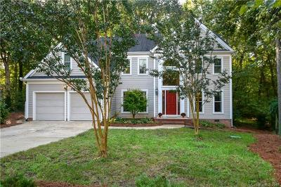 Single Family Home For Sale: 10937 Back Ridge Road