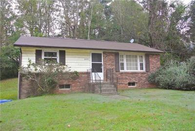 Asheville Single Family Home Under Contract-Show: 405 Sand Hill Road