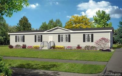 Stanly County Single Family Home For Sale: Dana Road