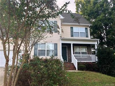 Gastonia Single Family Home For Sale: 2401 Payton Drive #1