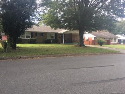 Charlotte Single Family Home For Sale: 2739 Southwest Boulevard