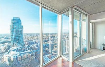Charlotte Condo/Townhouse For Sale: 210 N Church Street #2606