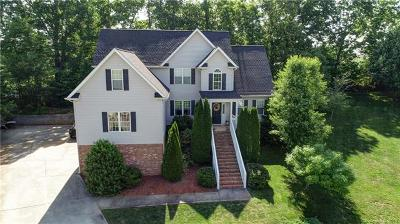 Mooresville Single Family Home For Sale: 165 Greycliff Drive