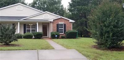 Charlotte Condo/Townhouse For Sale: 5473 Harris Cove Drive