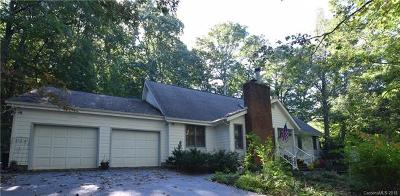 Asheville Single Family Home For Sale: 85 Charlyn Drive