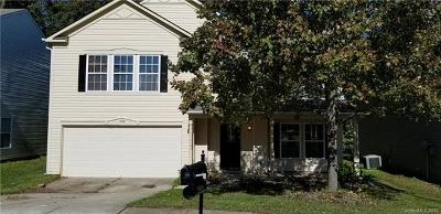 Charlotte NC Single Family Home For Sale: $219,900