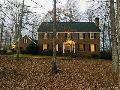 Gastonia Single Family Home For Sale: 3406 Country Club Drive