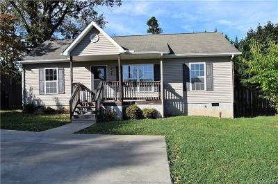 Asheville Single Family Home For Sale: 28 Chapel Circle