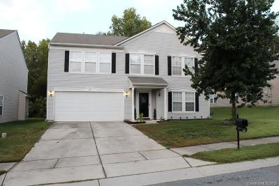 Charlotte Single Family Home For Sale: 1612 Bray Drive