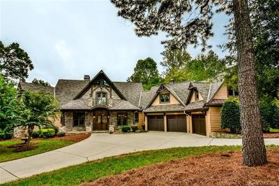 Mooresville NC Single Family Home For Sale: $1,187,000