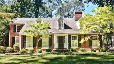 Eastover Single Family Home For Sale: 700 Cherokee Road