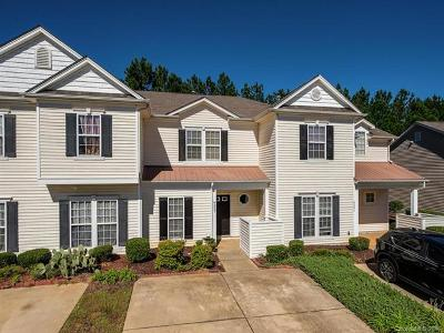 Charlotte Condo/Townhouse For Sale: 4327 Eaves Lane