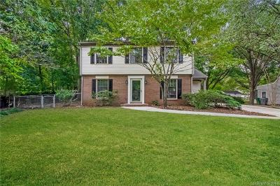 Charlotte NC Single Family Home For Sale: $266,000