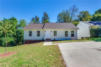 Concord Single Family Home For Sale: 2416 Red Tip Drive