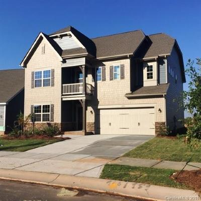 Single Family Home For Sale: 2000 Lily Pond Circle #1103