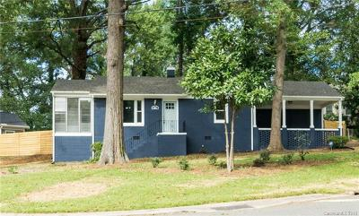 Charlotte NC Single Family Home For Sale: $314,900