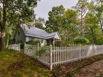Hendersonville Single Family Home For Sale: 79 Old Maxwell Road