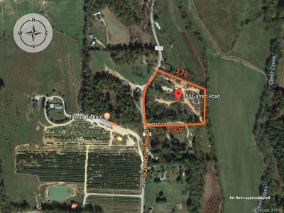 Hendersonville Residential Lots & Land For Sale: 458 Garren Road #LEASE