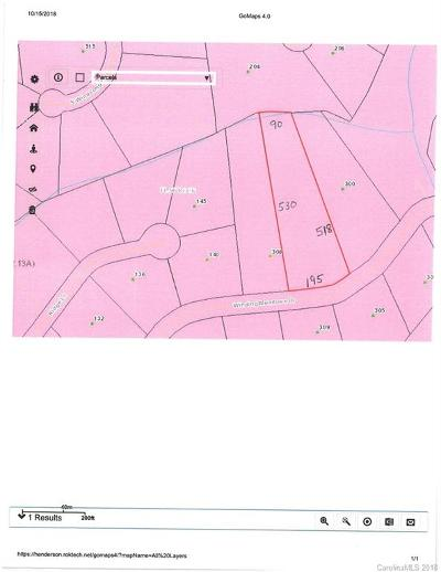 Henderson County Residential Lots & Land For Sale: Winding Meadows Drive
